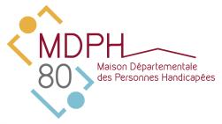 Logo Maison départementale des personnes handicapées de la Somme